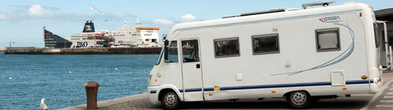 International RV Shipping, Recreational Vehicle Shipping